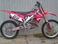 CRF 450 EFI 2012 not klx kxf kx yzf yz rmz rm ktm cr crf