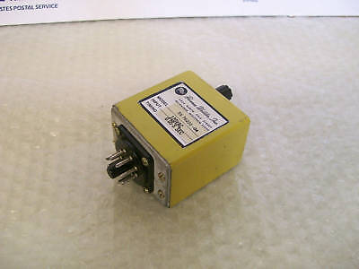 Banner Welder Ss76222-04 120 V 0.5-5 Sec Timing Relay