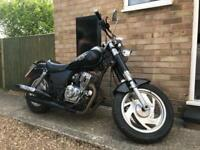 Jinlun motor bike