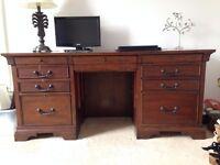 Home Office Wooden Desk