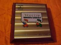 RARE! Retro Mario Bros Game & Watch