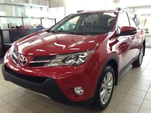 2014 Toyota RAV4 Limited CUIR TOIT OUVRANT 4X4