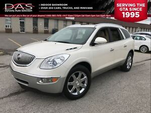 2010 Buick Enclave CXL1/LEATHER/SUNROOF/CXL