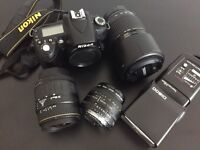 Nikon D90 Camera & Kit Combo