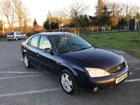 Ford Mondeo automatic **new mot**