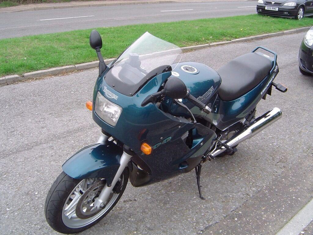 FOR SALE 1991 TRIUMPH TROPHY 900