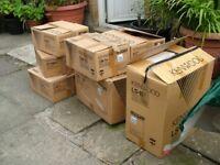 complete vintage kenwood system in original boxs