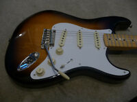 Fender, 2112, Classic Player, 50's Strat. One small mark on the back, otherwise perfect.