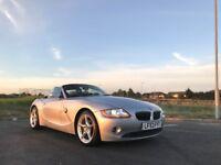 BMW Z4 2.5i Convertible