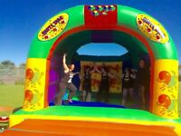 commercial grade bouncy castle.