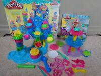 Play Doh CUPCAKE CELEBRATIONS & SWEET SHOPPE SETS