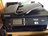 Epson WorkForce WF-7610DWF A3+ Colour Inkjet all-in-one Wireless printer