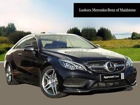 Mercedes-Benz E Class E220 BLUETEC AMG LINE PREMIUM (black) 2016-04-29