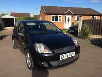 Ford Fiesta Zetec 1.4 Automatic 06