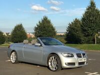 BMW 330i convertible FSH LOW MILES