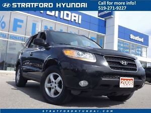 2008 Hyundai Santa Fe GL 3.3L | ALL WHEEL DRIVE | HEATED SEATS |