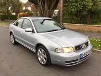 1998/S Audi S4 2.7 Bi-Turbo Quattro 4dr...Service History...Becoming Rare!!!
