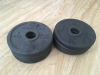 1kg Weight Plates