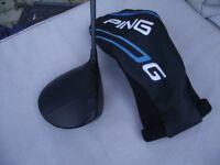 Ping G Series Driver - Excellent Condition