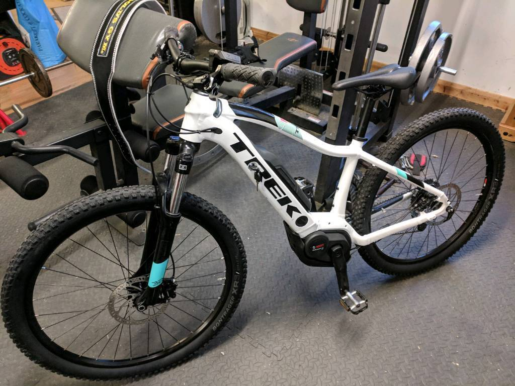f0c8f9f325b Trek powerfly 4 2019 e bike for sale, immaculate condition!   in ...