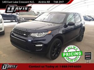 2016 Land Rover Discovery Sport HSE NAVIGATION, SUNROOF, REAR...
