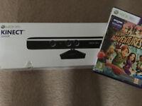 X BOX 360 Kinect Sensor