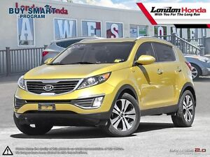 2012 Kia Sportage *IMMACULATE* Clean carProof Report!! Call f...