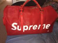 Louis Vuitton supreme bag