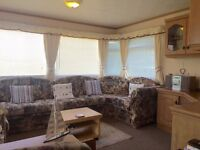 **BARGAIN** Caravan for sale, sea views with swimming pool, near Haggerston & Berwick - Eyemouth