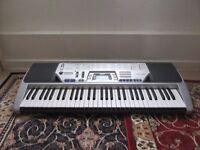 Casio Electronic Keyboard Piano CTK-496