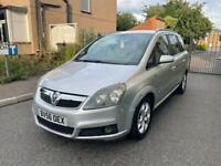 2006 Vauxhall Zafira 1.8 Petrol 5DR - 7 Seater - HPI Clear - Ulez Free