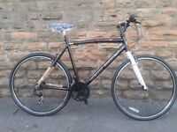 "Claud Butler Urban 100 Hybrid Large Road Bike 22"" - 700c - MINT"