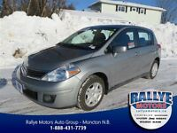2010 Nissan Versa 1.8S! ONLY 36 km! AC! Trade In!