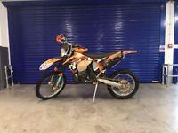 KTM 2012 EXC 250 2T