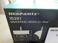 Marantz iPod Docking Station