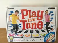 'Play that Tune' electronic guessing game