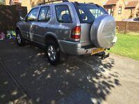 Vauxhall frontera diesel. Only 99k!