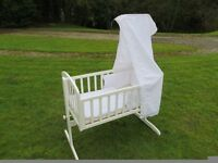 Baby Cradle /Cot New Condition