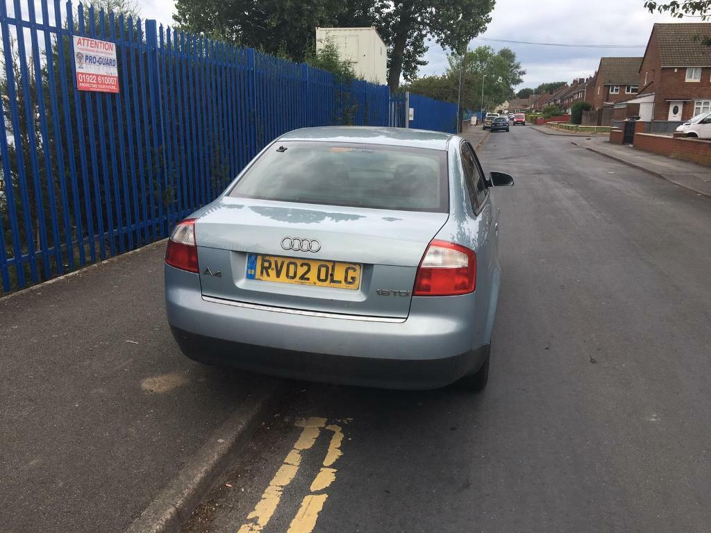 Audi A4 2002 Quick sale | in Walsall, West Midlands | Gumtree