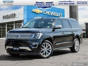 2018 Ford Expedition 22s, Navigation, power boards