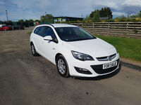 2013 63 VAUXHALL ASTRA SPORTS TOURER 1.7 CDTI, DIESEL, ESTATE, PX WELCOME