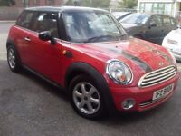 2009   MINI HATCHBACK   1.4 ONE   ONLY 3250