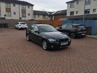 BMW 318i 2.0l E90 Black Spares or Repair - Drives with MOT - Engine Management Light
