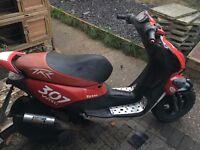 Peugeot Trekker 50cc Scooter