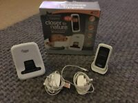 Tommee Tippee Closer to Nature Digital Sound Monitor Model 1082