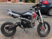 Yx 125cc Mint condition
