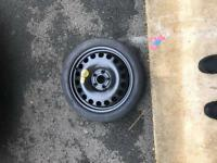 Vauxhall Astra MK7 Spare Wheel Holder