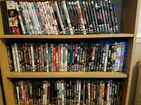 Mixture of dvds