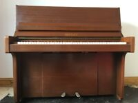 Bentley compact Upright Piano, circa 1960