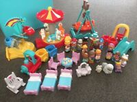 Large ELC Happyland collection